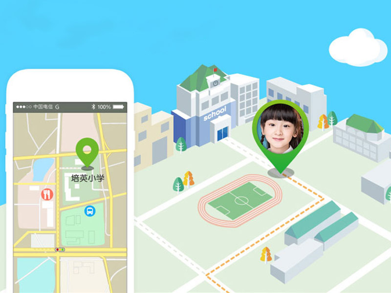 child gps tracking device