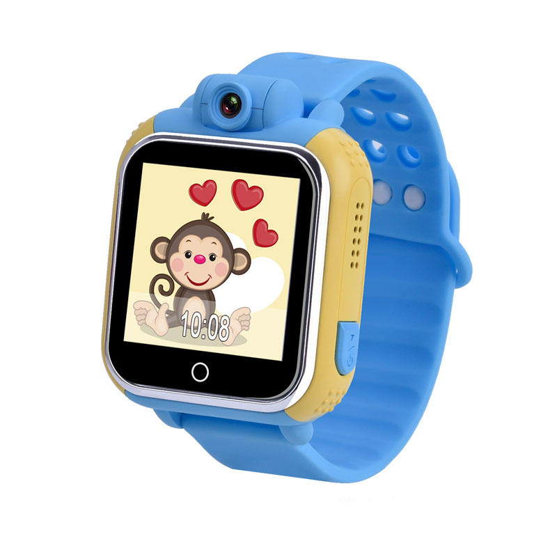 3G kids gps watch